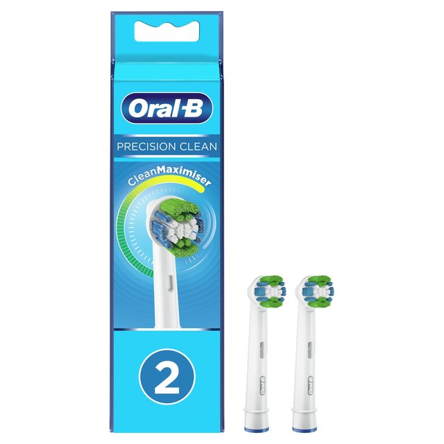 Oral-B Precision Clean Toothbrush Heads