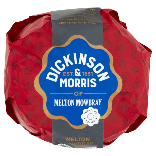 Dickinson & Morris Melton Mowbray Pork Pie Large