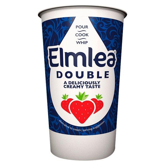elmlea double cream alternative 284ml from ocado