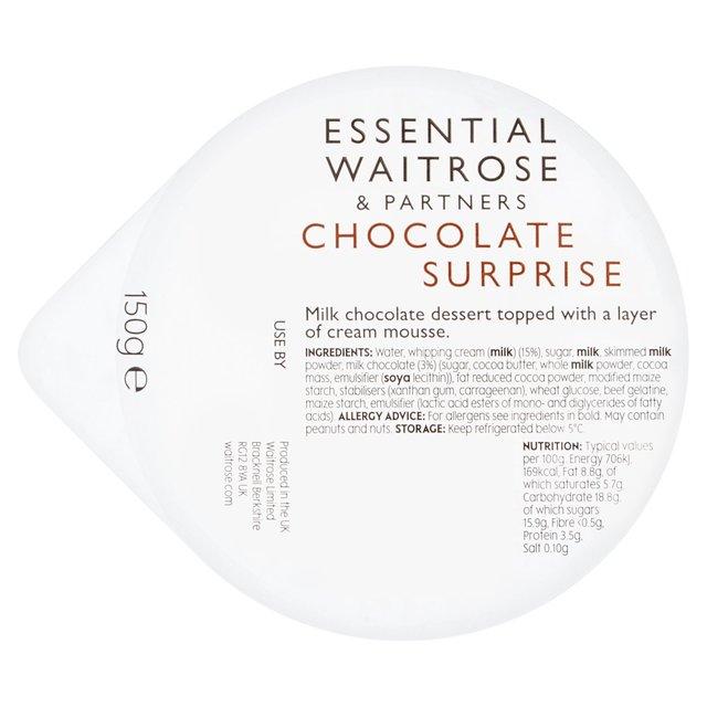 Waitrose Dairy Free Chocolate