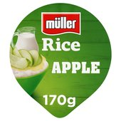 Muller Rice Apple Low Fat Dessert