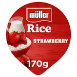 Muller Rice Strawberry Low Fat Dessert