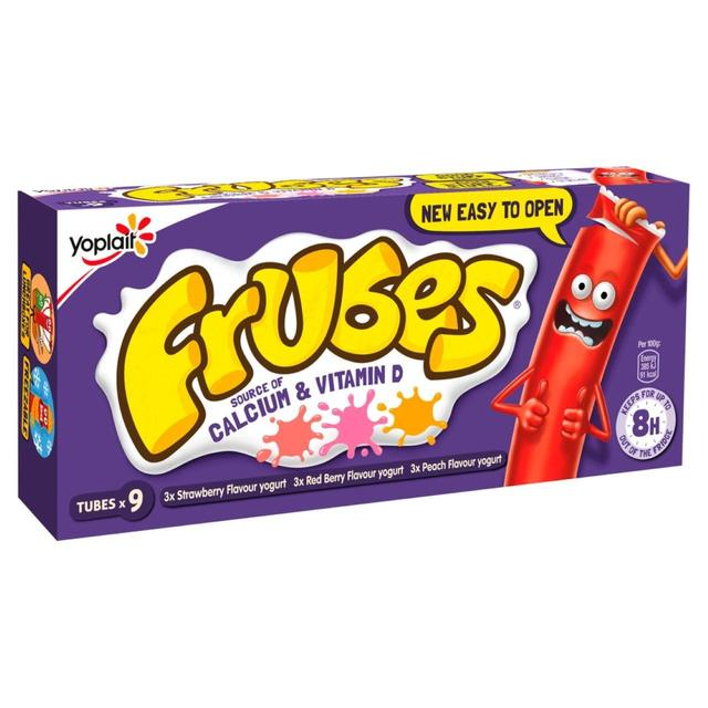 Frubes Variety Pack Minions Fromage Frais