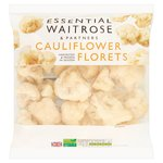 Essential Waitrose Frozen Cauliflower Florets
