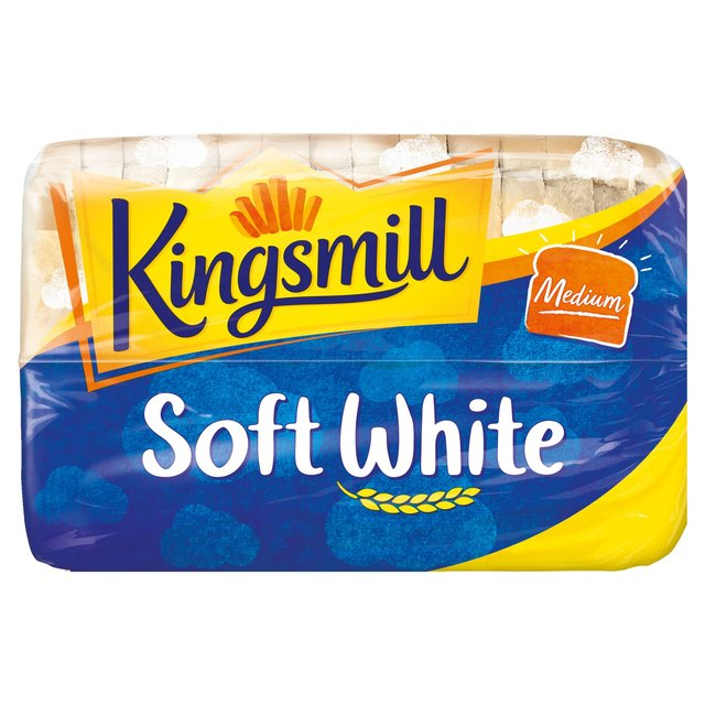 Kingsmill Soft White Medium Sliced