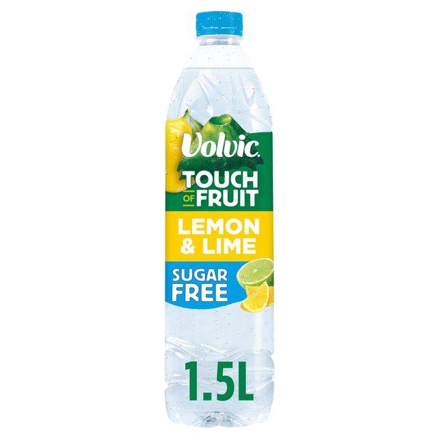 299ba153bb Volvic Sugar Free Touch of Fruit Lemon & Lime 1.5L from Ocado