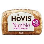 Hovis Nimble Wholemeal Medium Sliced Bread