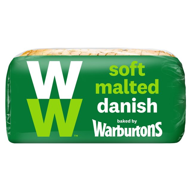 Weight Watchers Malted Danish Medium Sliced Bread