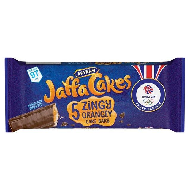 McVitie's Jaffa Cake Bars