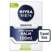 Nivea Men Sensitive Post Shave Balm at Ocado