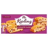 Mr Kipling Country Slices