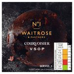 Waitrose No.1 12 Month Matured Christmas Pudding Courvoisier V.S.O.P 100g