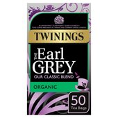 Twinings Organic Earl Grey Tea Bags