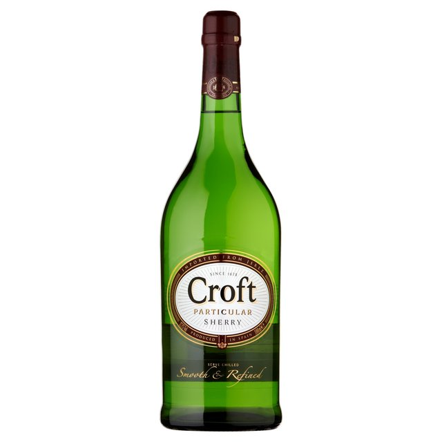 Croft Particular Sherry