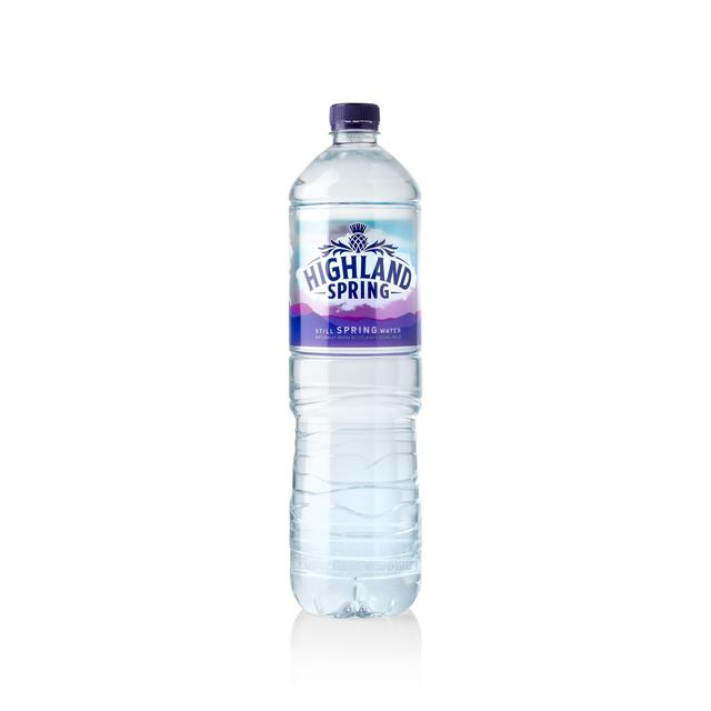 Highland Spring Still Spring Water