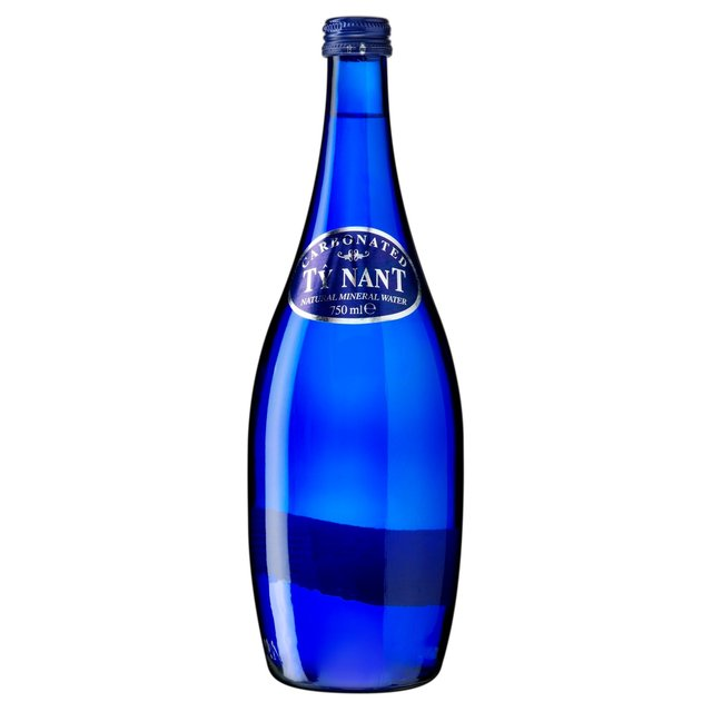 Ty Nant Sparkling Spring Water Gl Bottle
