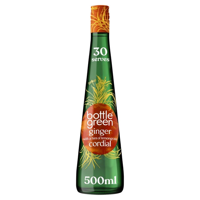Bottlegreen Lemongrass with Ginger Cordial