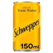 Schweppes Indian Tonic Water Mini Can