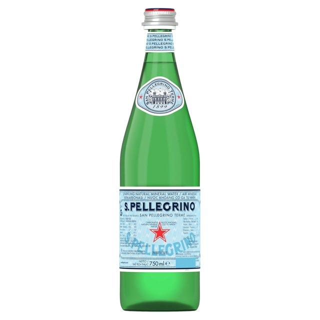 S Pellegrino Sparkling Natural Mineral Water Ingredients