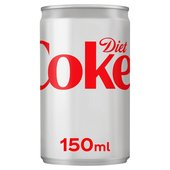 Diet Coke Mini Can
