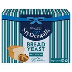 McDougalls Fast Action Dried Yeast Sachets
