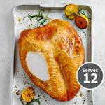 Waitrose Extra Large Turkey Crown Tender & Juicy