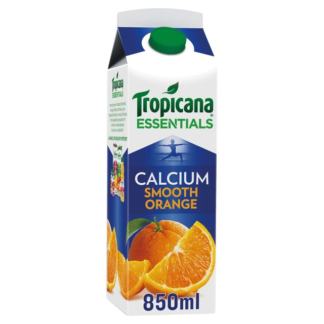Tropicana Orange Juice Smooth with Calcium
