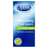 Optrex Refreshing Eye Drops for Tired Eyes