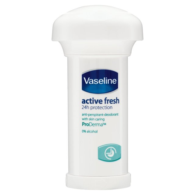 Vaseline Active Fresh Cream Anti-Perspirant Deodorant 50ml