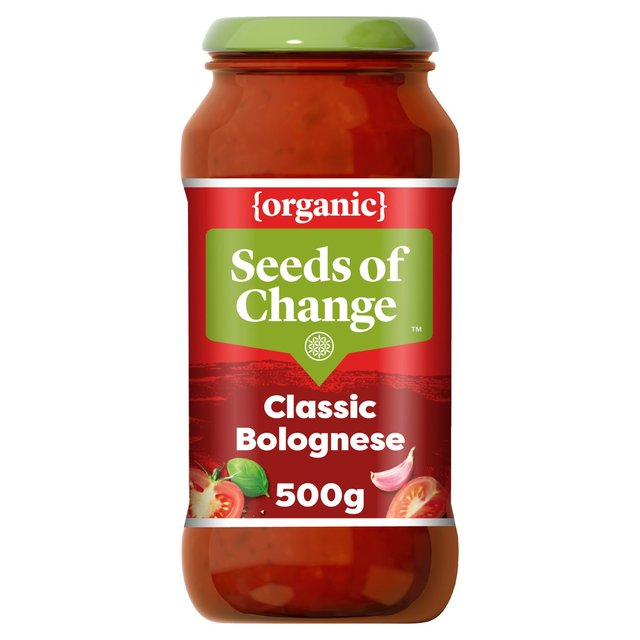 Seeds Of Change Bolognese Pasta Sauce