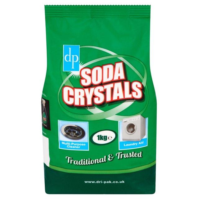 ocado dp soda crystals 1kg product information. Black Bedroom Furniture Sets. Home Design Ideas