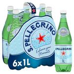 San Pellegrino Sparkling Natural Mineral Water