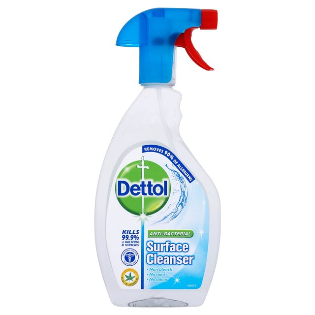 Dettol Anti- Bacterial Surface Cleaner Spray
