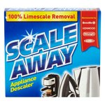 Scale-Away Appliance Descaler Sachet