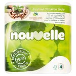 Nouvelle Soft White Toilet Tissue