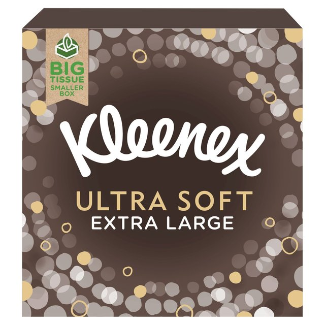 Kleenex Ultra Soft  Mansize Compact Tissues
