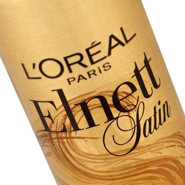 8cfda84aeb5 L'Oreal Elnett Hairspray Extra Strength 400ml from Ocado