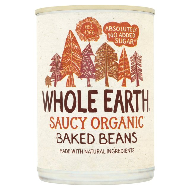 Whole Earth Organic Baked Beans