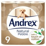 Andrex Natural Pebble Toilet Tissue