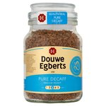 Douwe Egberts Decaffeinated Instant Coffee