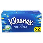 Kleenex Original Tissues 2 Packs
