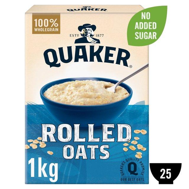 Quaker Oats Porridge | Ocado