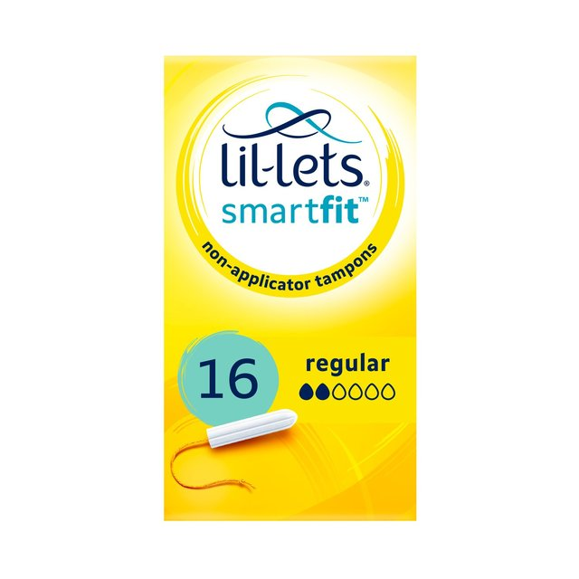 Lil-lets Regular Tampons