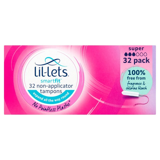 Lil-Lets Smart Fit Lite Tampon Pack of 16
