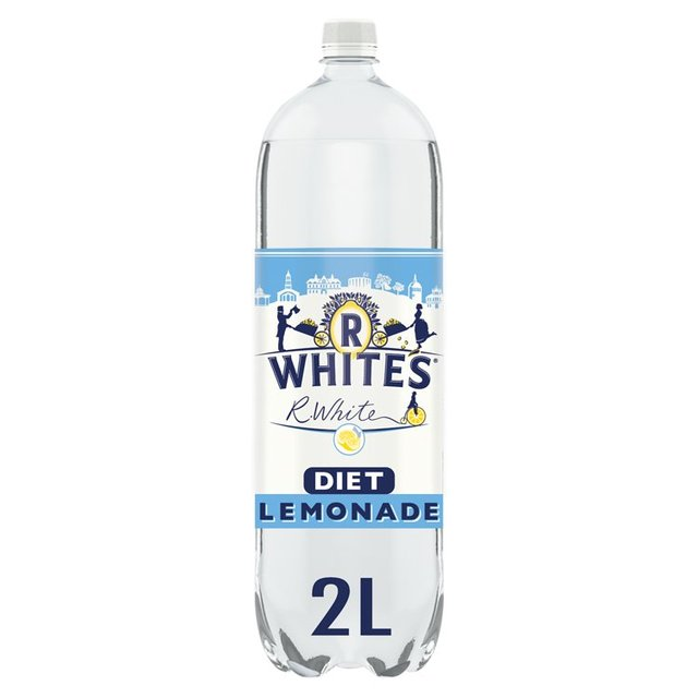 R Whites Diet Lemonade 2l From Ocado