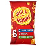 Assorted Hula Hoops 24g x