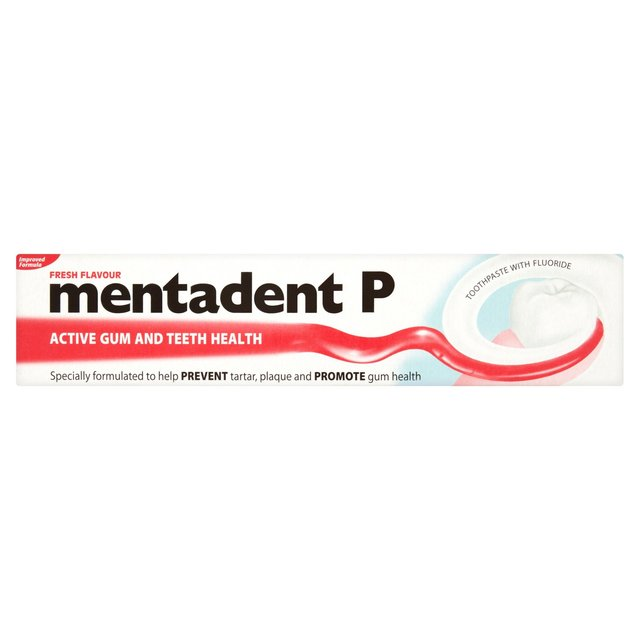 Mentadent P Fresh Flavour Toothpaste