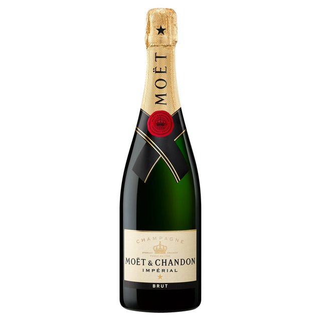 mo t chandon imp rial brut champagne 75cl from ocado. Black Bedroom Furniture Sets. Home Design Ideas