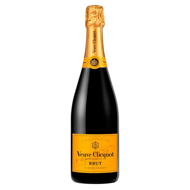Veuve Clicquot Yellow Label Champagne Brut NV