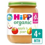 HiPP Organic Apple & Pear Pudding